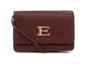 Сумка-клатч женская Ermanno Scervino ESC12401036 bordeaux Eba winter plain